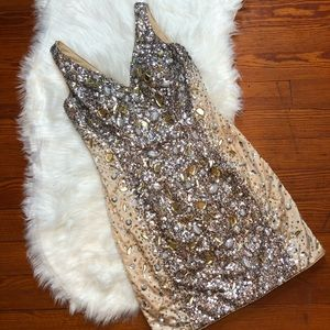 Tony Bowls Homecoming Gown